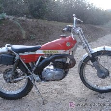 Motos: BULTACO SHERPA KIT CAMPEON M-151 . Lote 26513917