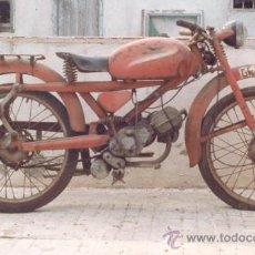 Motos: GUZZI 74 CC COMPLETA PARA RESTAURAR. Lote 26366186
