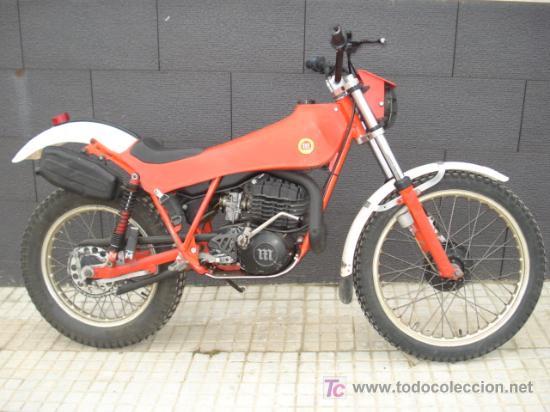 MONTESA COTA 350 (Coches y Motocicletas - Motocicletas Clásicas (a partir 1.940))