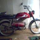 Motos: DERBI ANTORCHA. PARA PIEZAS.. Lote 26940624