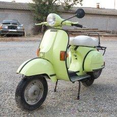 Motos: VESPA 200 DE MARCHA Y CON PAPELES. Lote 25424909