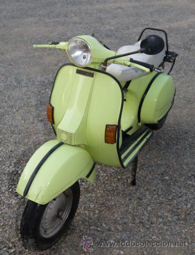 Motos: Vespa 200 de marcha y con papeles - Foto 2 - 25424909