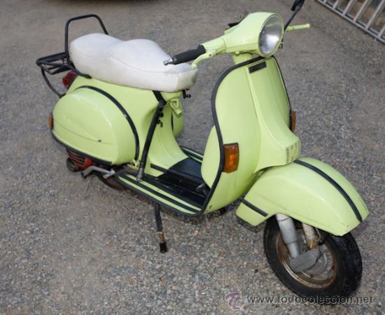 Motos: Vespa 200 de marcha y con papeles - Foto 3 - 25424909