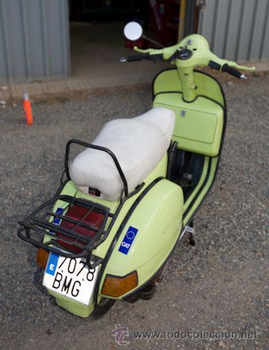 Motos: Vespa 200 de marcha y con papeles - Foto 4 - 25424909