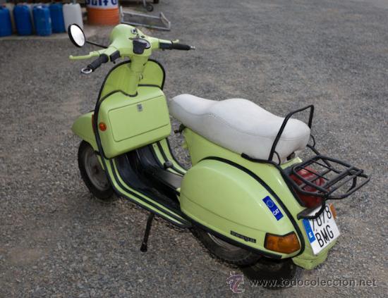 Motos: Vespa 200 de marcha y con papeles - Foto 5 - 25424909