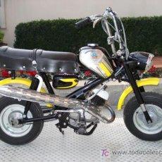 Motos: BENELLI 49, CICLOMOTOR RESTAURADO. Lote 18140835