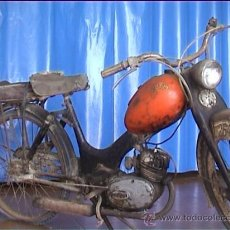 Motos: GIMSON COMPLETA PARA RESTAURAR. Lote 53860028