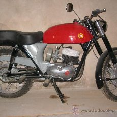 Motos: MONTESA IMPALA --- COMPLETAMENTE RESTAURADA --- 1965. Lote 27283248