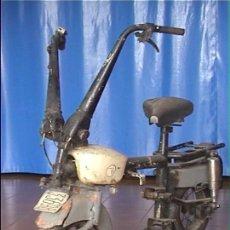 Motos: MOTOGRACIELA PLEGABLE 50 CC CON SU MOTOR ORIGINAL MOTO GRACIELA MOTOGRAZIELLA. Lote 21490403