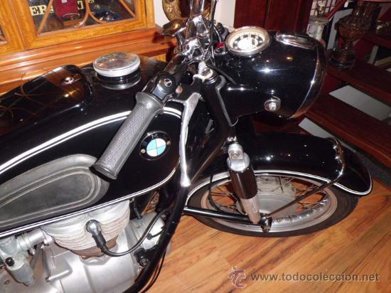 Motos: BMW R26- MOTO ANTIGUA RESTAURADA - DOCUMENTACION Y SEGURO -- FUNCIONANDO. - Foto 2 - 27003498