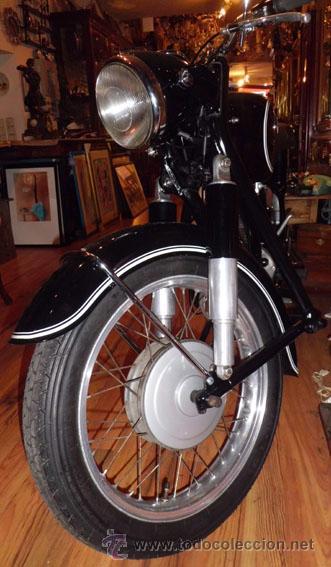 Motos: BMW R26- MOTO ANTIGUA RESTAURADA - DOCUMENTACION Y SEGURO -- FUNCIONANDO. - Foto 4 - 27003498