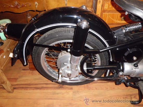 Motos: BMW R26- MOTO ANTIGUA RESTAURADA - DOCUMENTACION Y SEGURO -- FUNCIONANDO. - Foto 7 - 27003498
