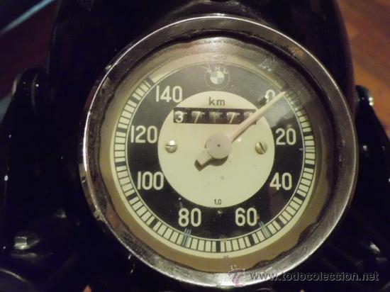 Motos: BMW R26- MOTO ANTIGUA RESTAURADA - DOCUMENTACION Y SEGURO -- FUNCIONANDO. - Foto 8 - 27003498