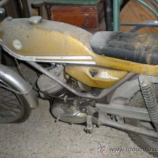 Motos: DERBY COYOTE. Lote 28654196