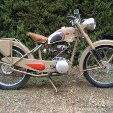 Motos - MOTO ANTIGUA NEW MAP C 4 T , DE 125 MOTOR 4 TIEMPOS. - 29327651