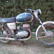Motos: BULTACO MERCURIO 155, MODELO 9, MATRICULA DE TARRAGONA.. Lote 29982696