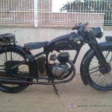 Motos: MOTO CLASICA LUBE 99 DE 1949, PRIMERA SERIE CHASIS RIGIDO. . Lote 30711269