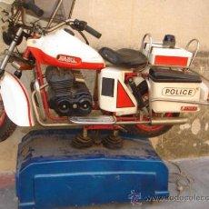 Motos - MOTO FALGAS DE MONEDA 25 PESETAS HARLEY POLICE AÑOS 90 - 32328662