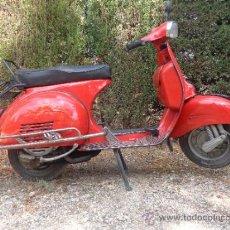 Motos - VESPA 150 S, MATRICULA DE TARRAGONA, REUS, T-37..., DE 1964. - 33354314
