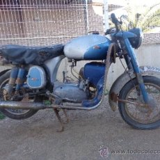 Motos: ISO METEOR 125 DE 1964. Lote 35336904