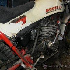 Motos: MOTO DE CAMPO MONTESA COTA 349 - CLÁSICA , DOCUMENTADA Y FUNCIONANDO -1981-. Lote 35444836