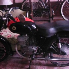 Motos: MOTO OSSA 125 DEL '58. Lote 41348850