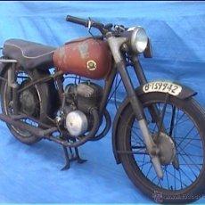 Motos: MONTESA BRIO 125CC. Lote 106043947