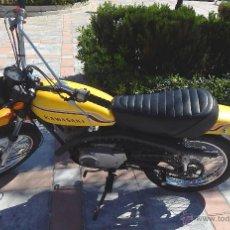 Motos: MOTO KAWASAKI G5, 100 CC., AÑO 1972, 5 MARCHAS, CLÁSICA, TOTALMENTE REVISADA, MOTO PROCEDENTE DE USA. Lote 42354881