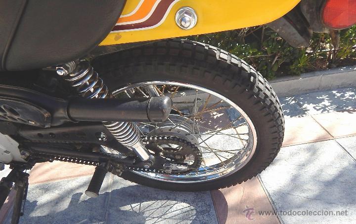 Motos: Moto Kawasaki G5, 100 cc., Año 1972, 5 marchas, Clásica, Totalmente revisada, Moto procedente de USA - Foto 12 - 42354881