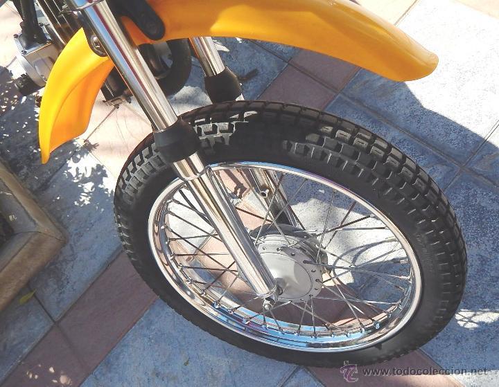 Motos: Moto Kawasaki G5, 100 cc., Año 1972, 5 marchas, Clásica, Totalmente revisada, Moto procedente de USA - Foto 14 - 42354881