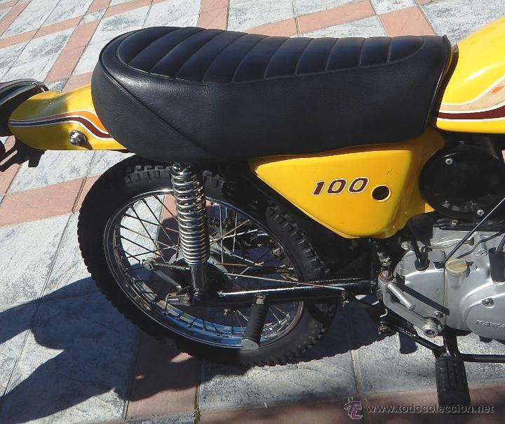 Motos: Moto Kawasaki G5, 100 cc., Año 1972, 5 marchas, Clásica, Totalmente revisada, Moto procedente de USA - Foto 22 - 42354881