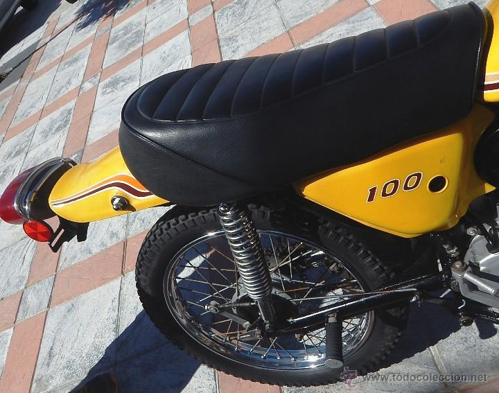 Motos: Moto Kawasaki G5, 100 cc., Año 1972, 5 marchas, Clásica, Totalmente revisada, Moto procedente de USA - Foto 23 - 42354881