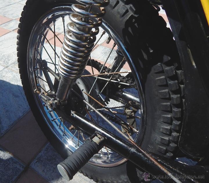 Motos: Moto Kawasaki G5, 100 cc., Año 1972, 5 marchas, Clásica, Totalmente revisada, Moto procedente de USA - Foto 24 - 42354881