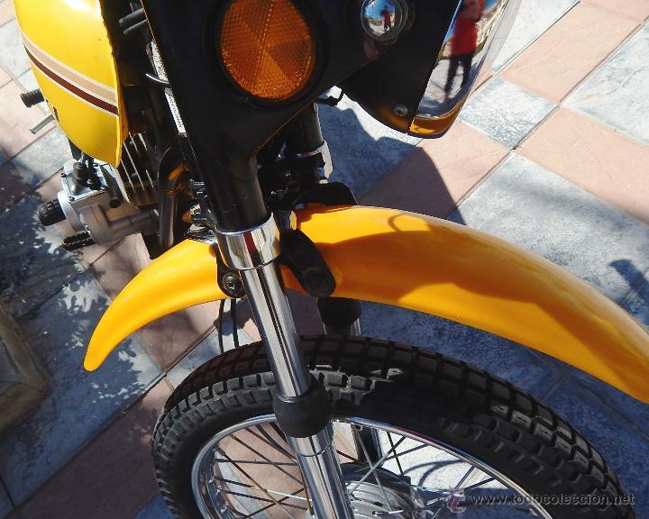 Motos: Moto Kawasaki G5, 100 cc., Año 1972, 5 marchas, Clásica, Totalmente revisada, Moto procedente de USA - Foto 26 - 42354881
