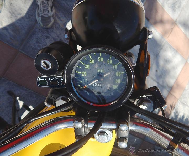 Motos: Moto Kawasaki G5, 100 cc., Año 1972, 5 marchas, Clásica, Totalmente revisada, Moto procedente de USA - Foto 27 - 42354881