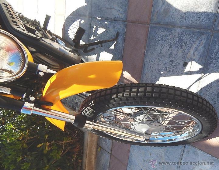 Motos: Moto Kawasaki G5, 100 cc., Año 1972, 5 marchas, Clásica, Totalmente revisada, Moto procedente de USA - Foto 32 - 42354881