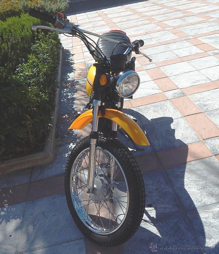 Motos: Moto Kawasaki G5, 100 cc., Año 1972, 5 marchas, Clásica, Totalmente revisada, Moto procedente de USA - Foto 34 - 42354881