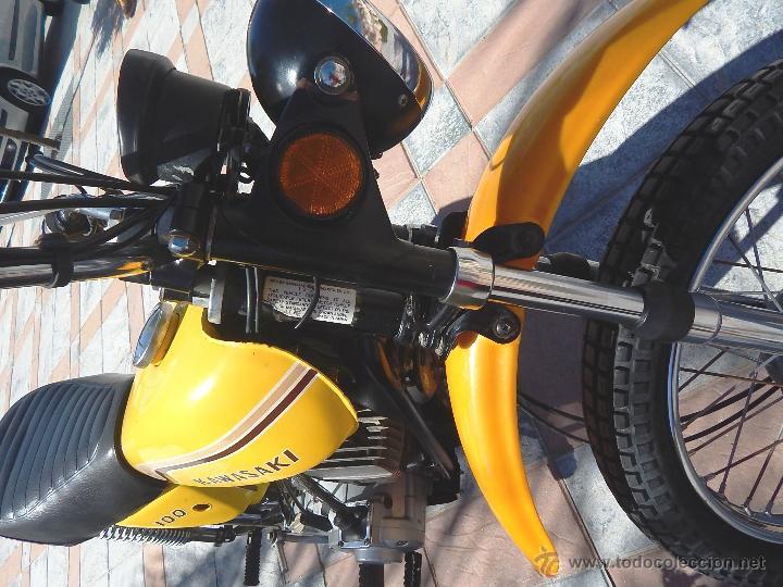 Motos: Moto Kawasaki G5, 100 cc., Año 1972, 5 marchas, Clásica, Totalmente revisada, Moto procedente de USA - Foto 39 - 42354881