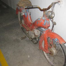 Motos: MOTOCICLETA VELOMOTOR DKW. 49 CC. AÑO 1957. Lote 45198720