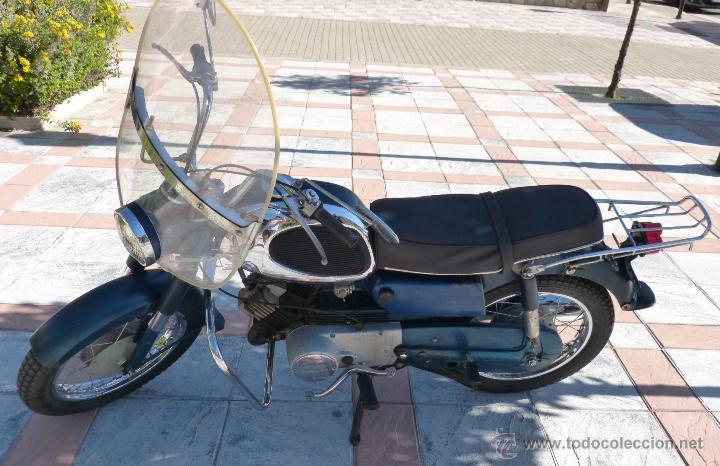 YAMAHA YA6, 125 CC., AÑO 1964, 6176 MILLAS, 4 MARCHAS, MOTO CLÁSICA (Coches y Motocicletas - Motocicletas Clásicas (a partir 1.940))