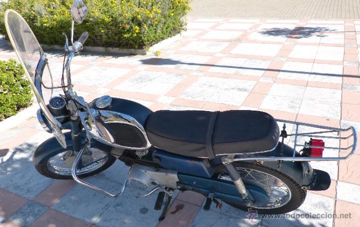 Motos: Yamaha YA6, 125 cc., Año 1964, 6176 Millas, 4 marchas, Moto Clásica - Foto 3 - 45366612