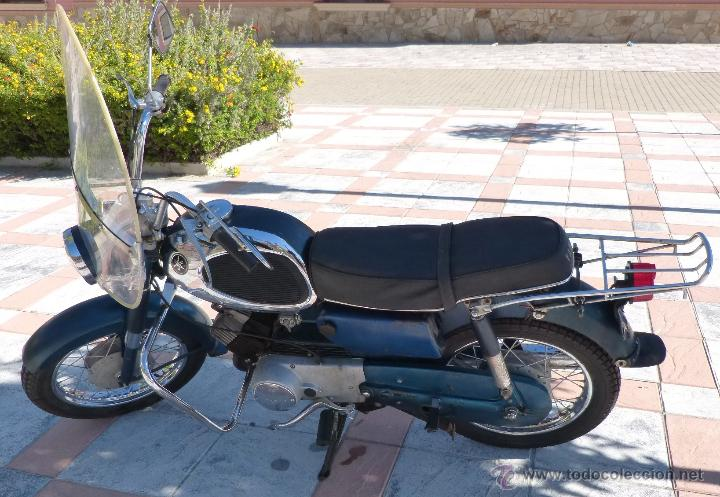 Motos: Yamaha YA6, 125 cc., Año 1964, 6176 Millas, 4 marchas, Moto Clásica - Foto 4 - 45366612