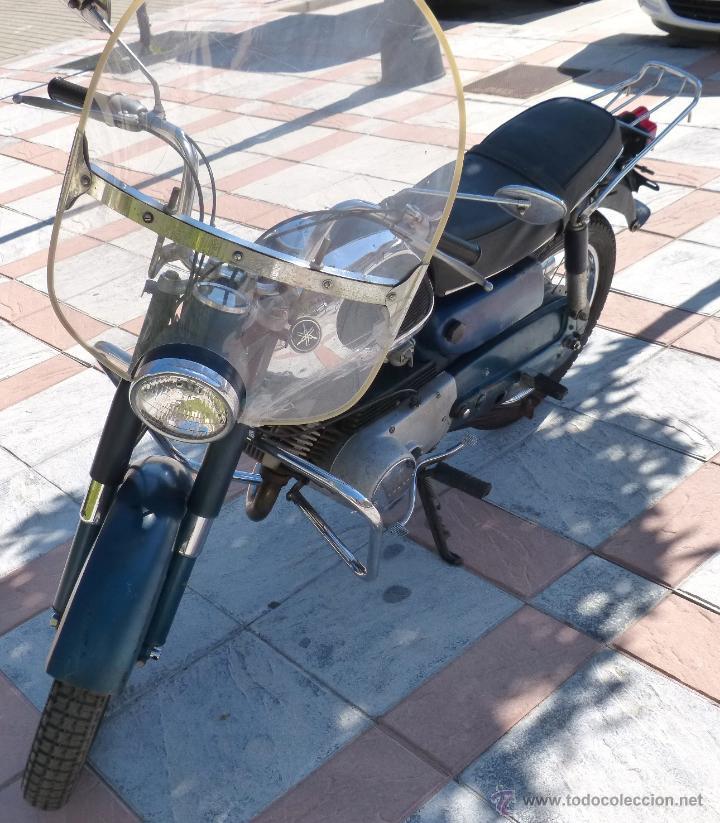 Motos: Yamaha YA6, 125 cc., Año 1964, 6176 Millas, 4 marchas, Moto Clásica - Foto 7 - 45366612