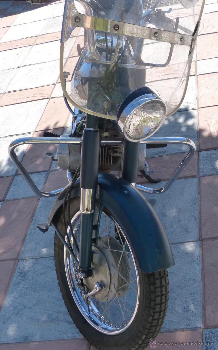 Motos: Yamaha YA6, 125 cc., Año 1964, 6176 Millas, 4 marchas, Moto Clásica - Foto 8 - 45366612