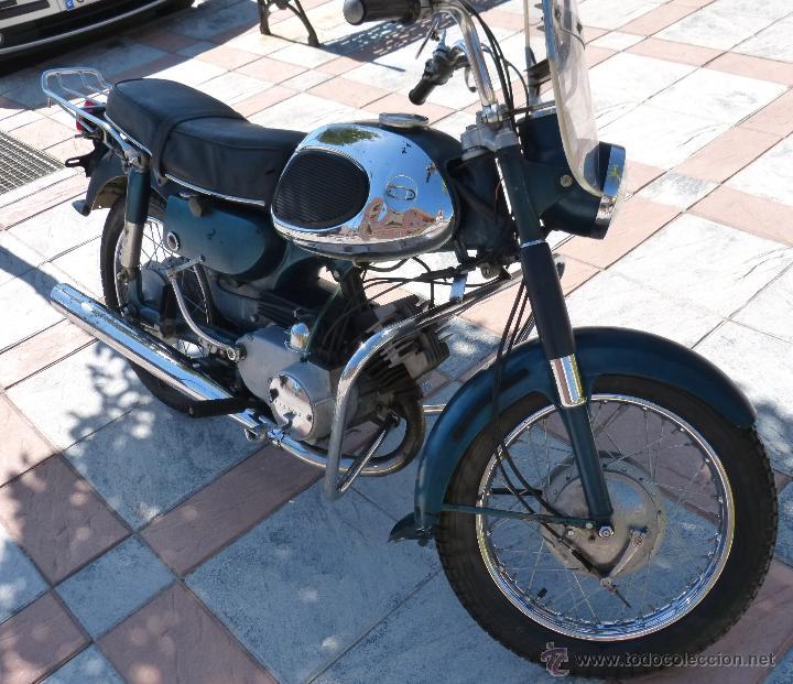 Motos: Yamaha YA6, 125 cc., Año 1964, 6176 Millas, 4 marchas, Moto Clásica - Foto 9 - 45366612