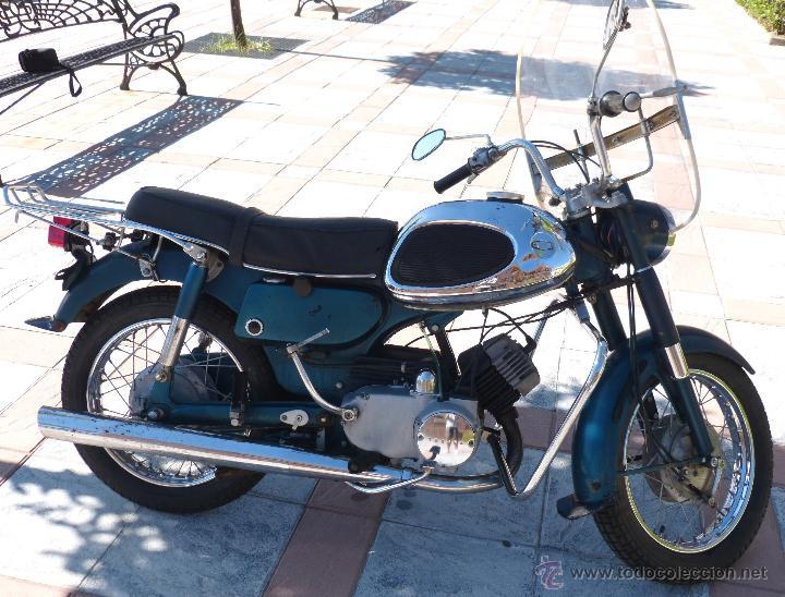 Motos: Yamaha YA6, 125 cc., Año 1964, 6176 Millas, 4 marchas, Moto Clásica - Foto 10 - 45366612