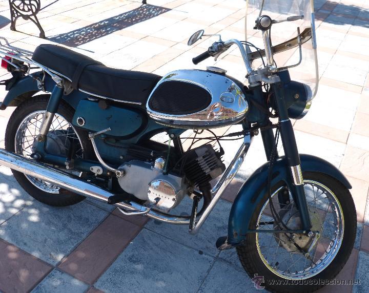 Motos: Yamaha YA6, 125 cc., Año 1964, 6176 Millas, 4 marchas, Moto Clásica - Foto 11 - 45366612