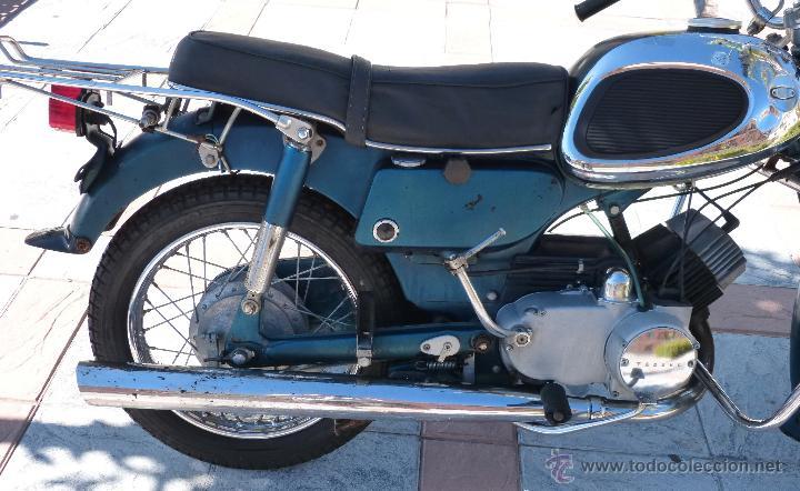 Motos: Yamaha YA6, 125 cc., Año 1964, 6176 Millas, 4 marchas, Moto Clásica - Foto 12 - 45366612