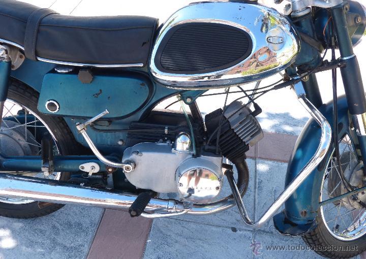 Motos: Yamaha YA6, 125 cc., Año 1964, 6176 Millas, 4 marchas, Moto Clásica - Foto 13 - 45366612