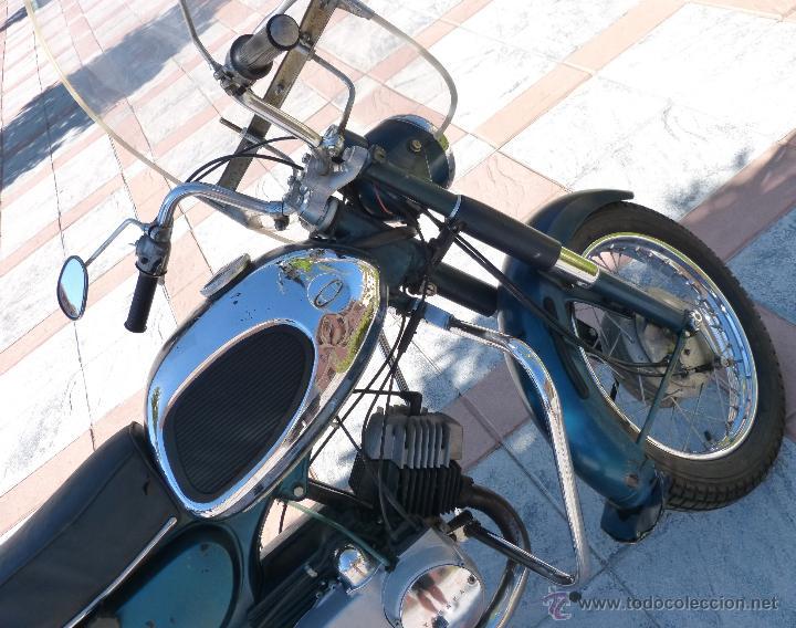 Motos: Yamaha YA6, 125 cc., Año 1964, 6176 Millas, 4 marchas, Moto Clásica - Foto 14 - 45366612